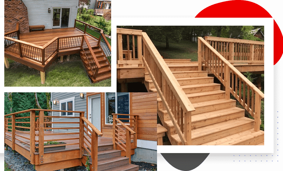 Decks & Porches Design and Construction Services