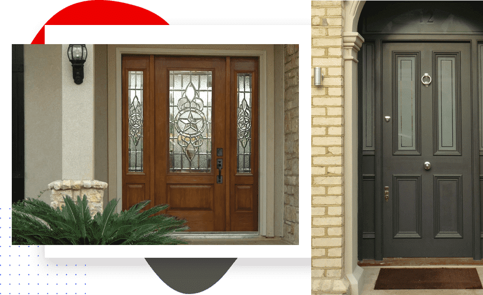Exterior Door Installation & Repair Services