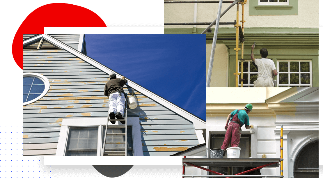 Exterior Painting Services | Your Exterior Pros