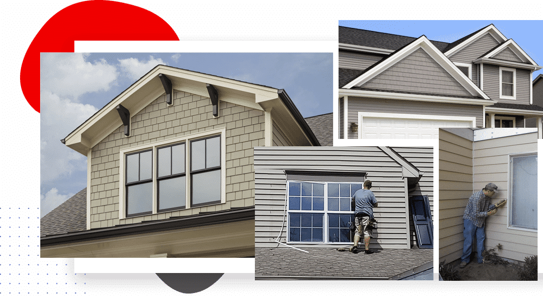 Siding Repair & Replacement Services