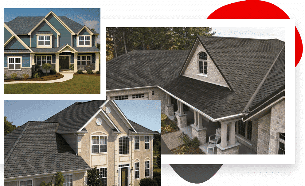 Residential Roofing Installation, Repair & Replacement Services