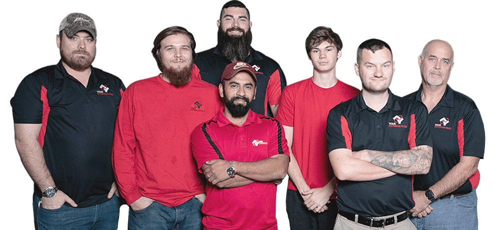 Your Exterior Pros Team Members